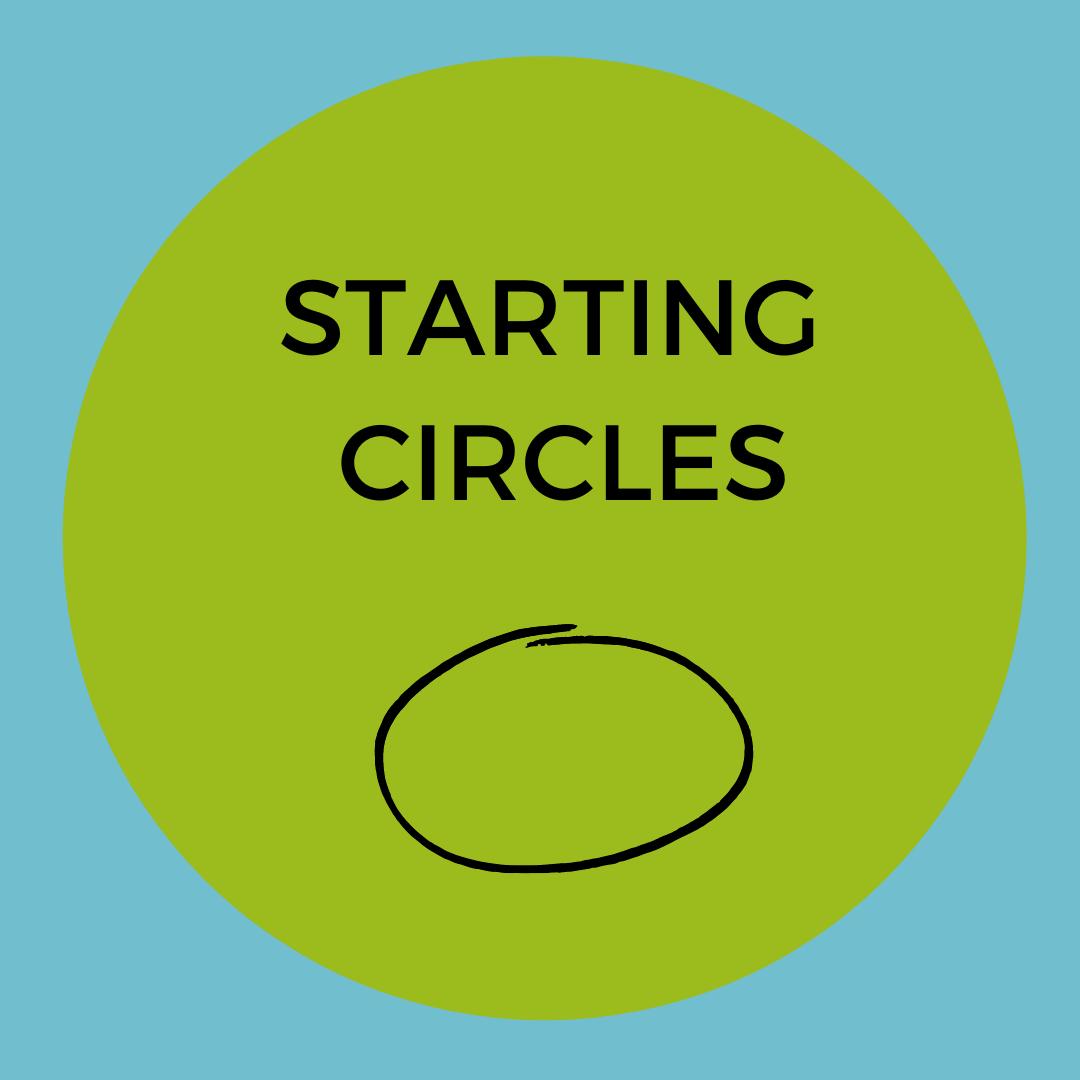 Starting Circles Badge